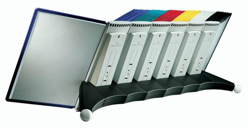 Расширительный модуль для демонстрационных систем Durable Sherpa 5624-57 белый 10пан.
