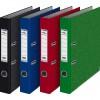 Папка-регистратор Durable 3410-32A4 70мм картон зеленый мрамор