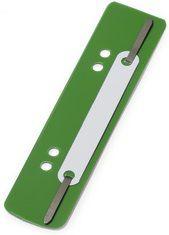 Скоросшиватель вставка Durable Flexi 6901-05 пластик зеленый (упак.:250шт)