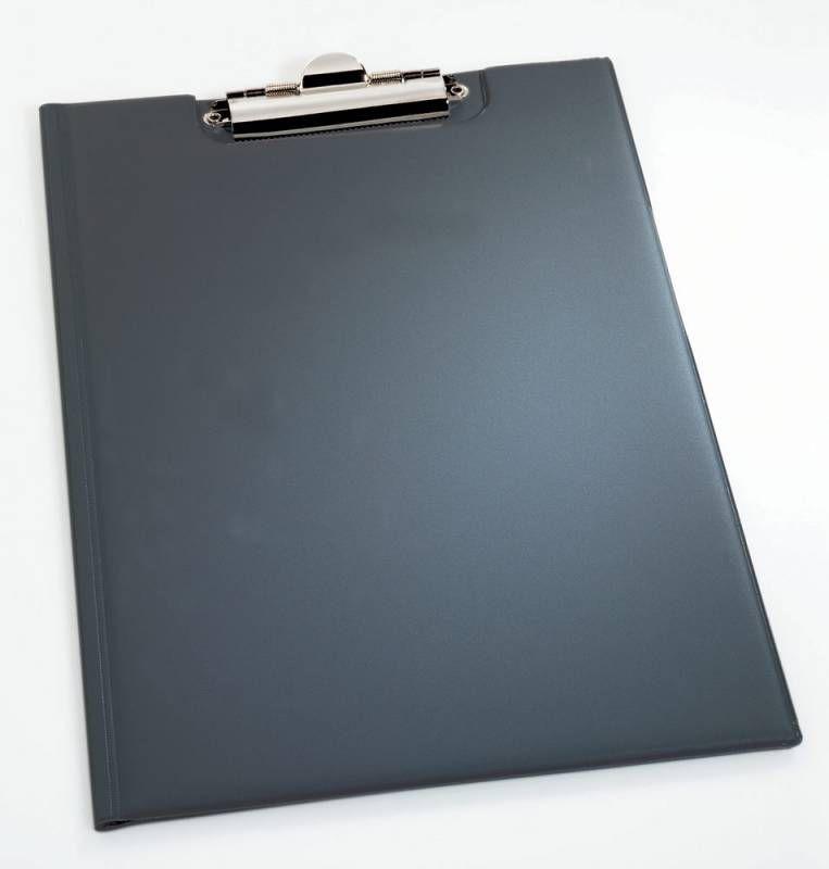 Папка клип-борд Durable Clipboard Folder 2359-01 A5 черный карман треуг.