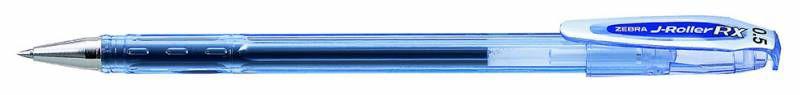 Ручка гелевая Zebra J-ROLLER RX (JJZ1-BL) 0.5мм синий