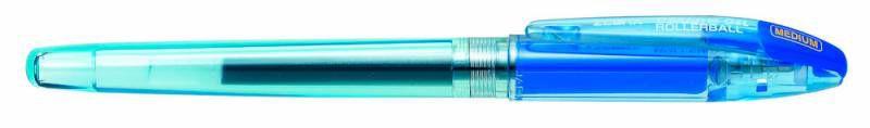 Ручка гелевая Zebra JIMNIE HYPER JELL (JJB101-BL) 0.7мм синий