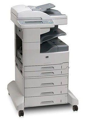 МФУ HP LaserJet M5035xs,  A3,  лазерный,  белый [q7831a]