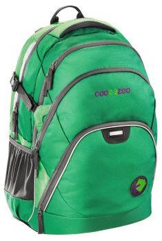Рюкзак Coocazoo EvverClevver Green Spring зеленый [00119797]