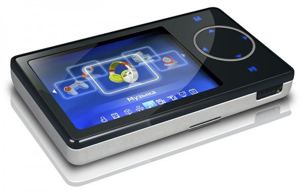 MP3 плеер DIGMA DS2410 flash 4Гб черный