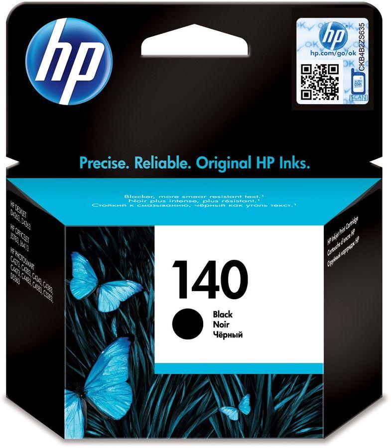Картридж HP №140 черный [cb335he]