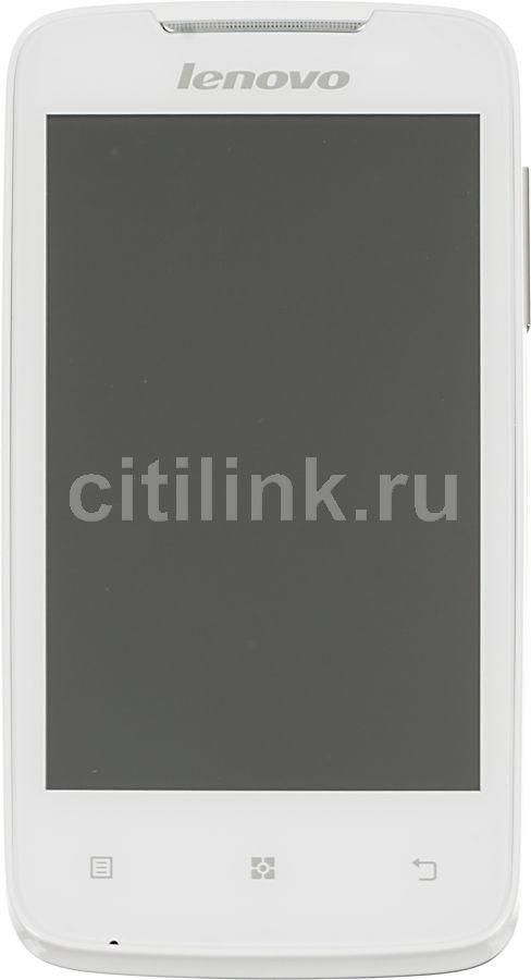 Смартфон LENOVO A390,  белый