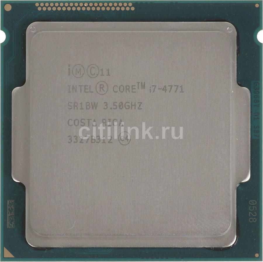 Процессор INTEL Core i7 4771, LGA 1150 OEM