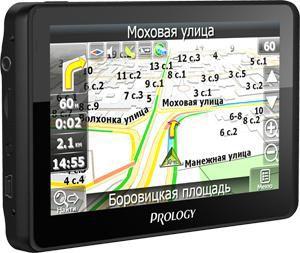 GPS навигатор PROLOGY IMAP-554AG,  5