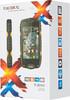 Смартфон TEXET X-driver TM-4104R  черный/желтый вид 10