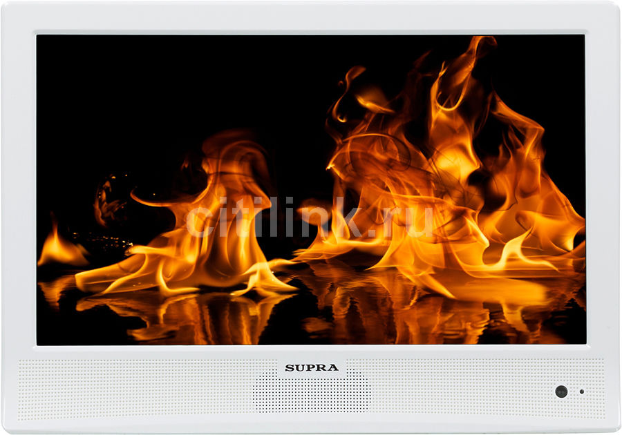 "LED телевизор SUPRA STV-LC15410WL  ""R"", 15"", HD READY (720p),  белый"