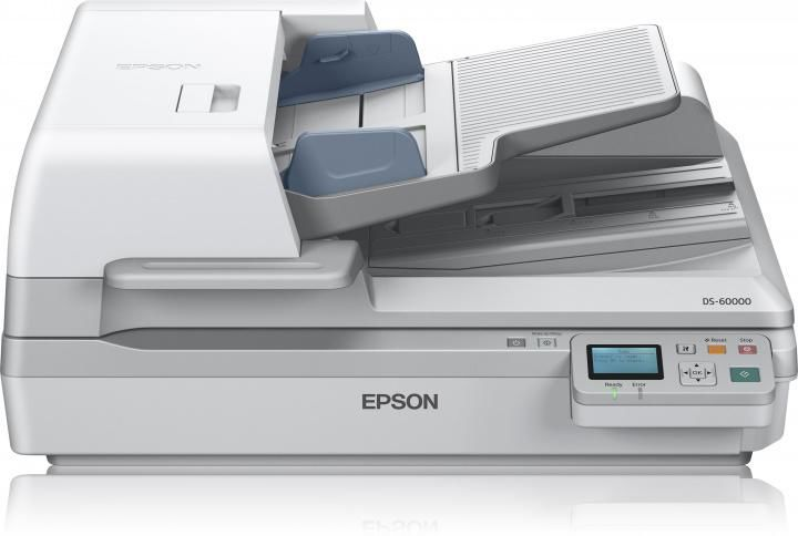 Сканер EPSON WorkForce DS-60000N [b11b204231bt]