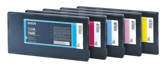 Картридж EPSON C13T549300 пурпурный