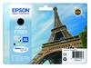 Картридж EPSON C13T70214010 черный вид 1