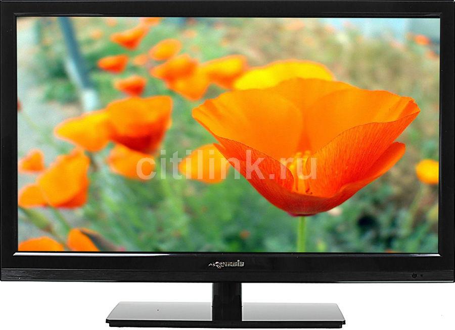 """LED телевизор IRBIS M22Q77FAL  """"R"""", 22"""", FULL HD (1080p),  черный"""