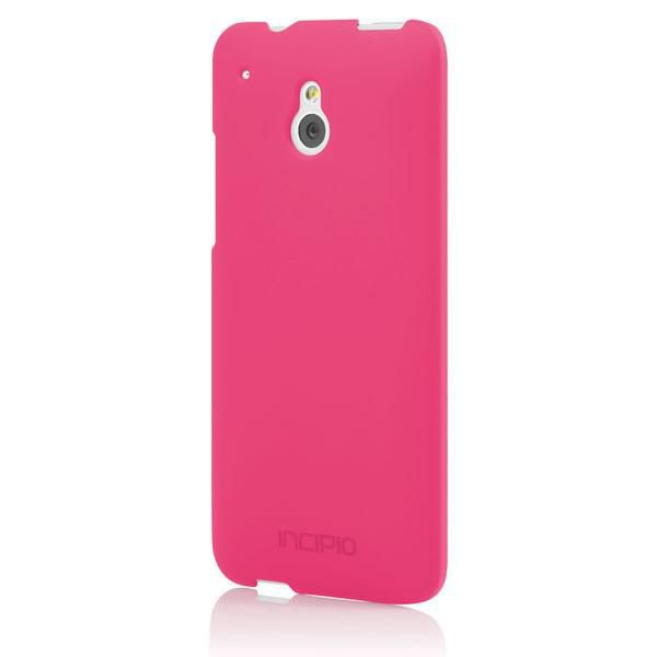 Чехол (клип-кейс) INCIPIO Feather, для HTC One mini, розовый [ht-372]