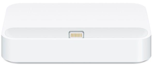 Док-станция APPLE MF031ZM/A,  8-pin Lightning (Apple),  белый