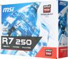Видеокарта MSI Radeon R7 250,  2Гб, DDR3, OC,  Ret [r7250 2gd3 oc] вид 6
