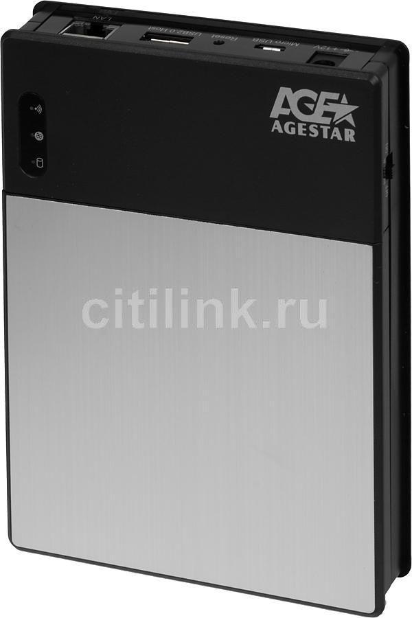 Внешний корпус для  HDD AGESTAR WNST7, черный