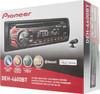Автомагнитола PIONEER DEH-4600BT,  USB вид 9