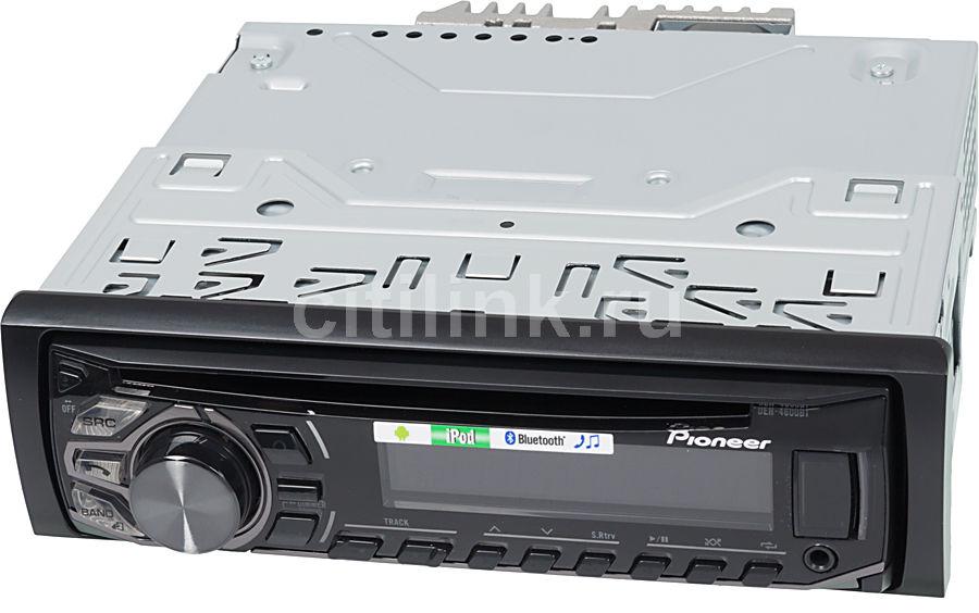 Автомагнитола PIONEER DEH-4600BT,  USB