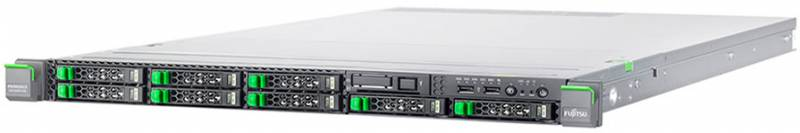 Сервер Fujitsu PRIMERGY RX200 S8 1xE5-2620v2 1x8Gb 1RLV x8 2.5