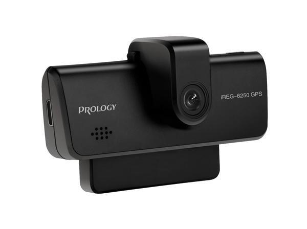 Видеорегистратор PROLOGY iREG-6250GPS черный