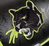 Ранец Step By Step Touch Wild Cat черный/зеленый Пантера 5 предметов [00119698] вид 7