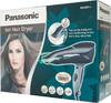 Фен PANASONIC EH 5571K, 1800Вт, черный и серый вид 5