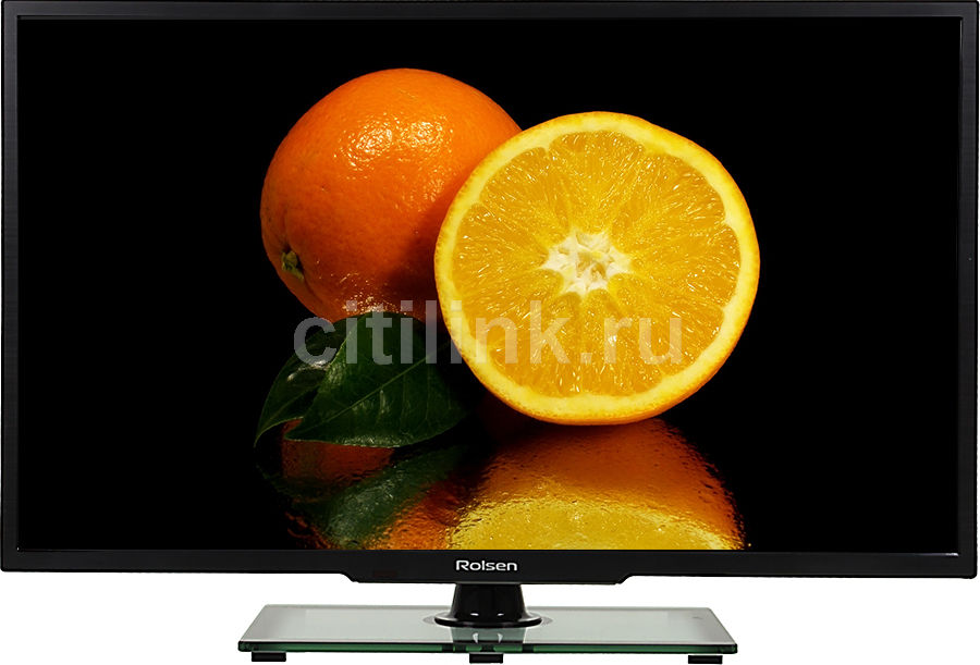 "LED телевизор ROLSEN RL-32D1309  ""R"", 32"", HD READY (720p),  черный"