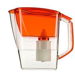 Фильтр для воды БАРЬЕР Гранд,  оранжевый,  доп.картридж,  3.6л [4601032504243]