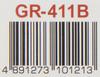 Картридер внешний GINZZU GR-411B, черный вид 6