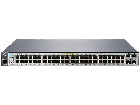 Коммутатор HPE 2530-48-PoE+, J9778A