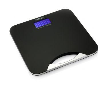 Напольные весы ZELMER 34Z016, до 180кг, цвет: черный