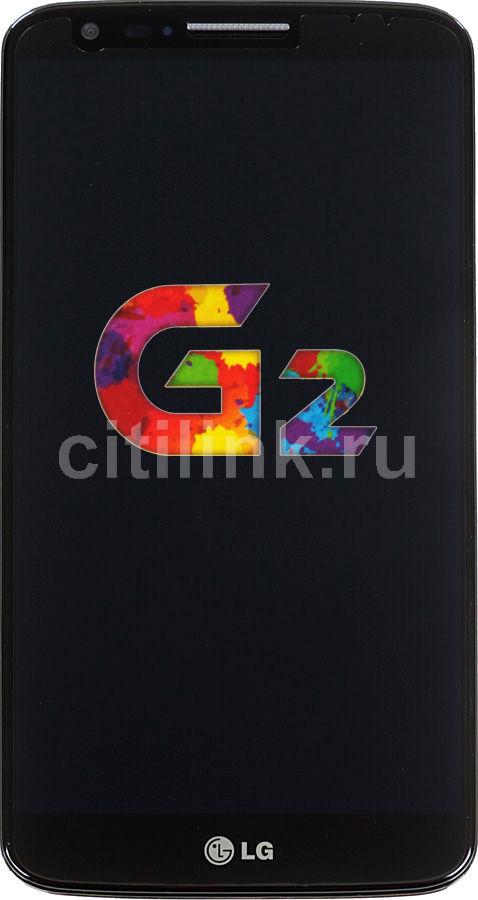 Смартфон LG G2 32Gb,  D802,  черный