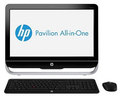 Моноблок HP Pavilion 23-b307er, Intel Pentium G2030, 6Гб, 1Тб, nVIDIA - 1024 Мб, DVD-RW [d7e52ea]