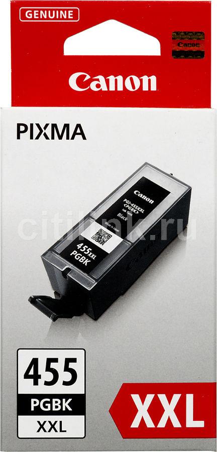 Картридж CANON PGI-455XXL черный [8052b001]