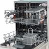 Посудомоечная машина HOTPOINT-ARISTON LTB 6B019 C EU,  белый вид 3