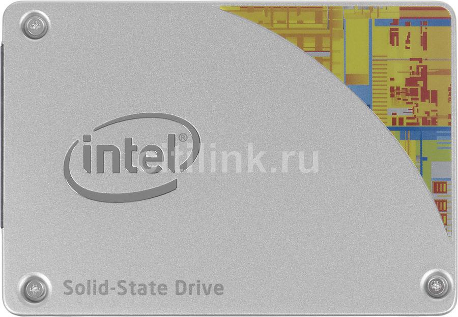 SSD накопитель INTEL 530 Series SSDSC2BW080A4K5 930327 80Гб, 2.5