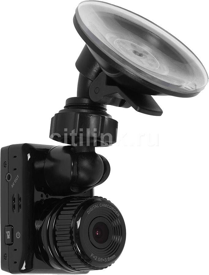 Видеорегистратор CANSONIC MonoCam CDV-800GPS черный
