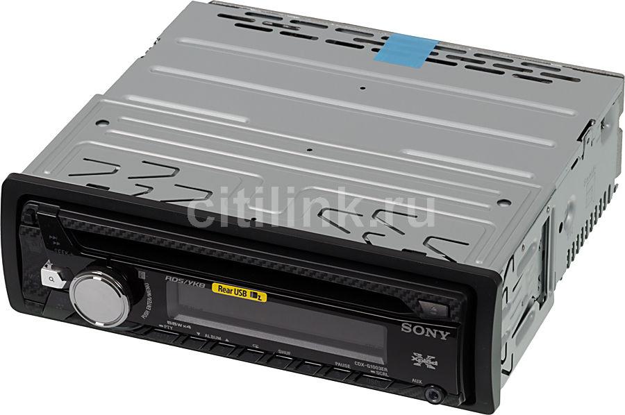 Автомагнитола SONY CDX-G1003ER,  USB
