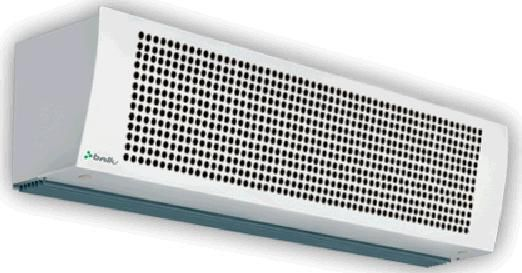 Тепловая завеса BALLU BHC-3.000TR, 3кВт белый