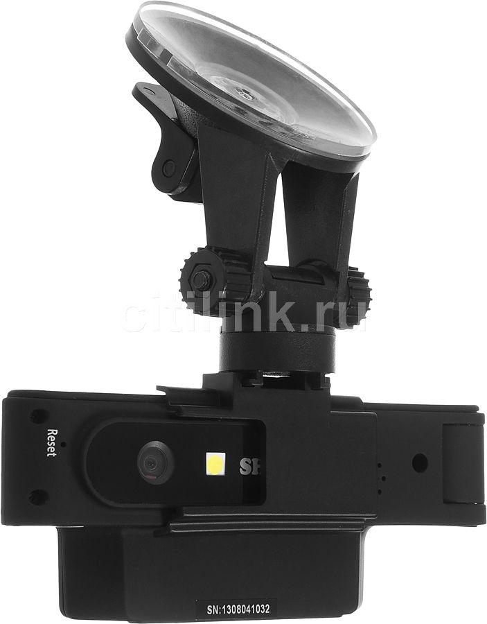 Видеорегистратор SHO-ME HD-9000D черный