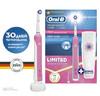 Электрическая зубная щетка ORAL-B Pink Professional Care 700 розовый [4210201083566] вид 1