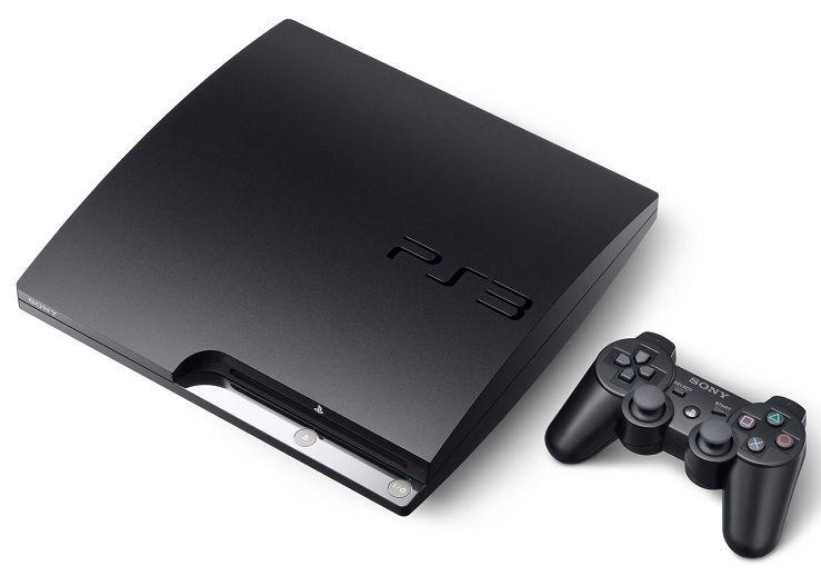 Игровая консоль SONY PlayStation 3 PS719281887, белый