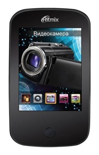 MP3 плеер RITMIX RF-7200 flash 4Гб черный [15116260]