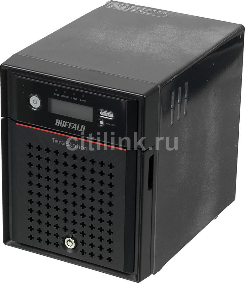 Сетевое хранилище BUFFALO TeraStation 4400,  без дисков [ts4400d-eu]