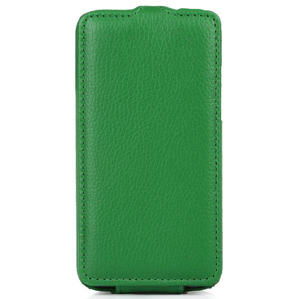 Чехол (флип-кейс) ARMOR-X flip full, для HTC Desire 300, зеленый