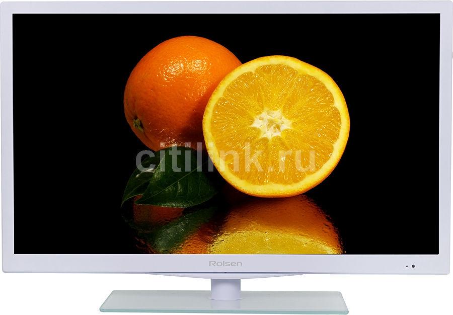 "LED телевизор ROLSEN RL-32D1307WH  ""R"", 32"", HD READY (720p),  белый"