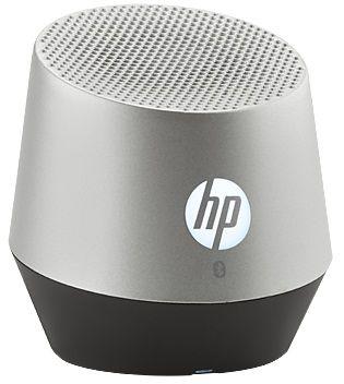 Портативные колонки HP S6000,  серебристый [e5m84aa]